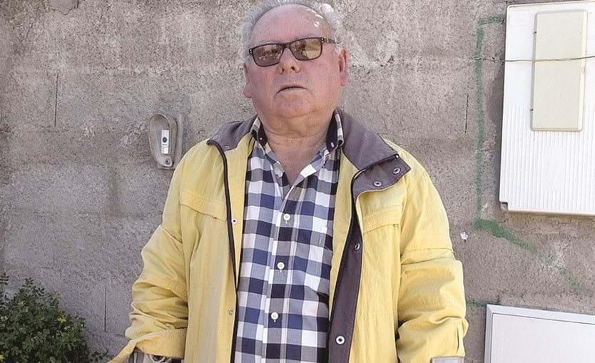 Afonso da Conceição tem 72 anos