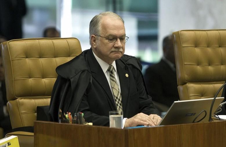 O juiz brasileiro Edson Fachin