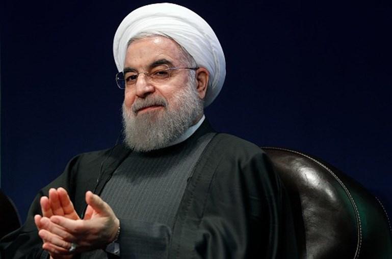 Hassan Rohani, o Presidente iraniano