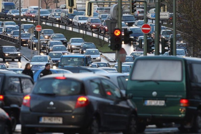 Poluição rodoviária
