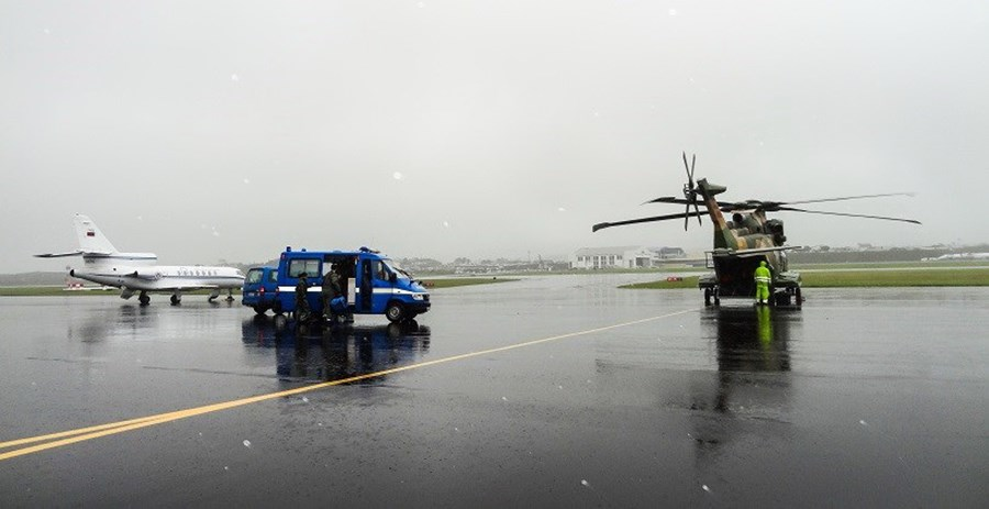 Ilha Terceira, MERLIN, Marinha Portuguesa, Ponta Delgada, Base Aérea, Lajes, política, defesa
