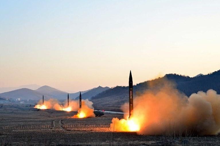 Coreia do Norte fez novo teste de lançamento de míssil