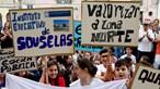 Alunos, pais e autarcas contra encerramento de escola em Souselas
