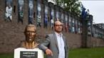 Bale é novo 'alvo' do escultor do polémico busto de CR7