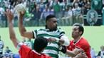 Sporting é bicampeão português de andebol