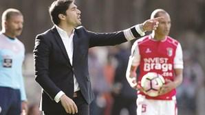 Sporting de Braga castigado com jogo à porta fechada
