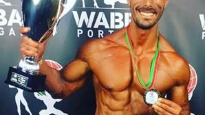 Campeão português de fitness morre de forma súbita