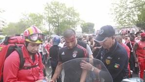 """Governo garante que plano contra violência no futebol """"está em andamento"""""""