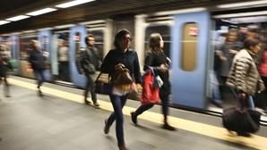 Metro de Lisboa rescinde contrato com empreiteiro da obra da estação de Arroios