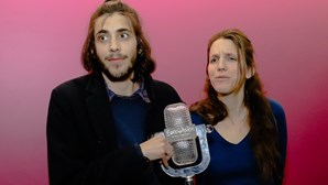 Salvador e Luísa Sobral são figuras do ano para imprensa estrangeira em Portugal