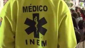 Homem morre ao ser atropelado por carro na EN 246 em Elvas