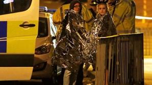 Ataque terrorista em concerto de Ariana faz 22 mortos