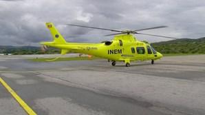 Dois feridos graves em despiste em Beja