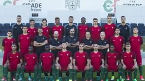 Portugal passa aos 'oitavos' do Mundial de Futebol sub-20