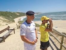 Fuzileiros têm curso de nadador-salvador e vão ser destacados para as praias a partir de hoje