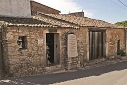 O Museu de Aljustrel fica junto à casa onde Lúcia nasceu e viveu
