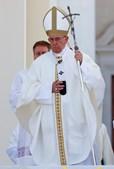 Papa Francisco preside à canonização dos Pastorinhos Jacinta e Francisco, no Santuário de Fátima