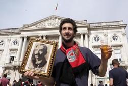 Adepto do Benfica