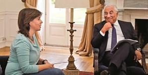 Catarina Martins já esteve reunida com António Costa para discutir as linhas do Orçamento. Ontem, a líder do BE lançou um número para a discussão política