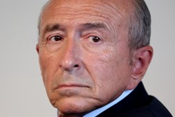 Collomb, ministro do Interior
