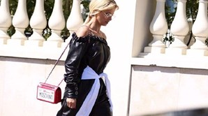 Cristina Ferreira deslumbra no primeiro dia de viagem a Cannes