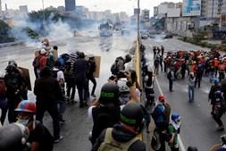 Confrontos na Venezuela