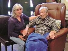 Rita Monteiro e Francisco Marcolino