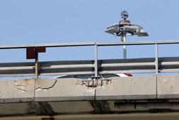 Autarquia lisboeta afirma que uma inspeção técnica realizada em março de 2016 detetou os problemas