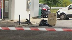 Bomba de Combustível em Famalicão assaltada esta madrugada