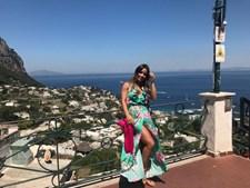 Luciana Abreu de férias