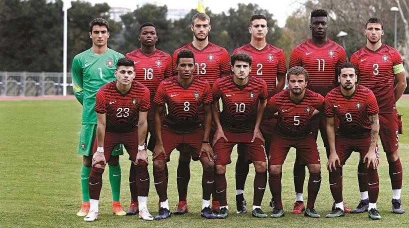 Sub-20  Portugal à conquista do Mundo - Futebol - Correio da Manhã a645e0f5611f7