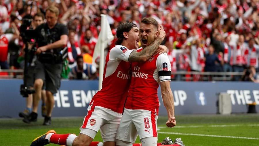 Arsenal, Chelsea, Taça de Inglaterra, Diego Costa, Alexis Sánchez, Ramsey, desporto, futebol