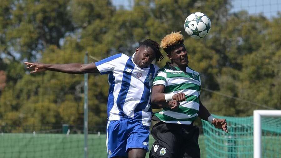 Sporting, FC Porto, Demiral, António Xavier, juniores, desporto, futebol