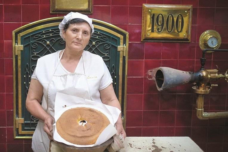 Pão de ló de margaride, doce típico do concelho