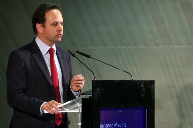 O Presidente da Câmara de Lisboa, Fernando Medina
