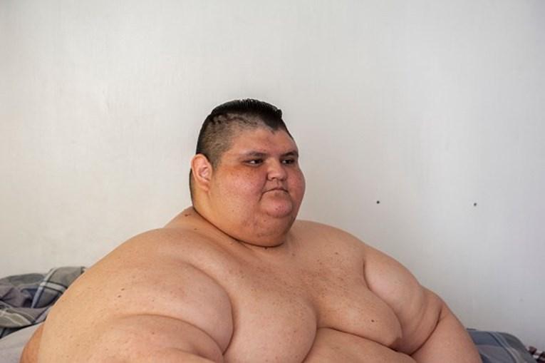 Juan Pedro Franco, o homem mais obeso do mundo