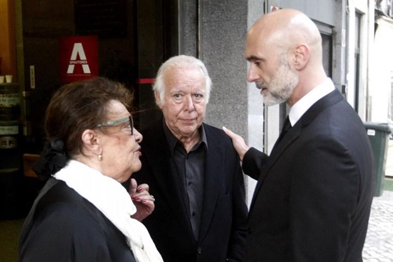 Velório do escritor teve lugar na Sociedade Portuguesa de Autores