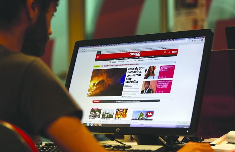 Site do Correio da Manhã tem vindo a crescer mês após mês no número de visitas e de páginas visitadas