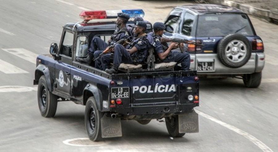 Polícia de Luanda