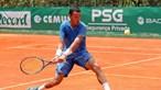 Tenista Gonçalo Oliveira vence 'challenger' na ronda inaugural do Lisboa Belém Open