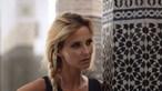 'Nunca senti tanto calor na vida', diz Cristina Ferreira