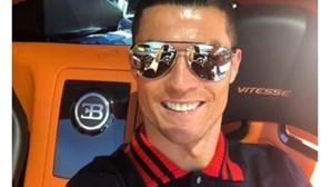 Ronaldo paga Bugatti Veyron em meio-dia de trabalho e não é o único