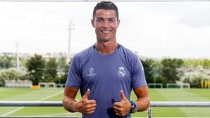 Cristiano Ronaldo já foi pai de gémeos