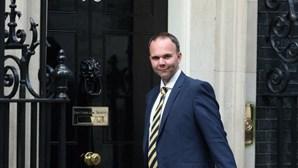 Gavin Barwell é o novo Chefe de Gabinete britânico