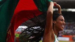 Mamona conquista 10.º título nacional consecutivo no triplo salto