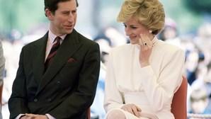 Princesa Diana sofreu de bulimia