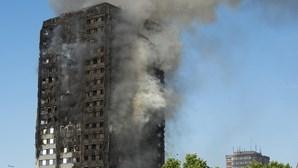Portuguesa grávida de sete meses em estado grave após incêndio em Londres