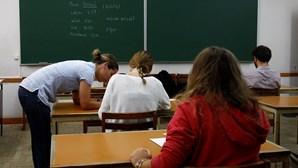Exames sem tolerância para quem se atrasar