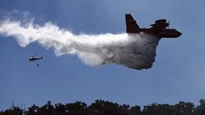 Proteção Civil confunde explosão com queda de avião