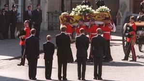 De Diana a Henrique VII: Os segredos e detalhes dos funerais da realeza britânica